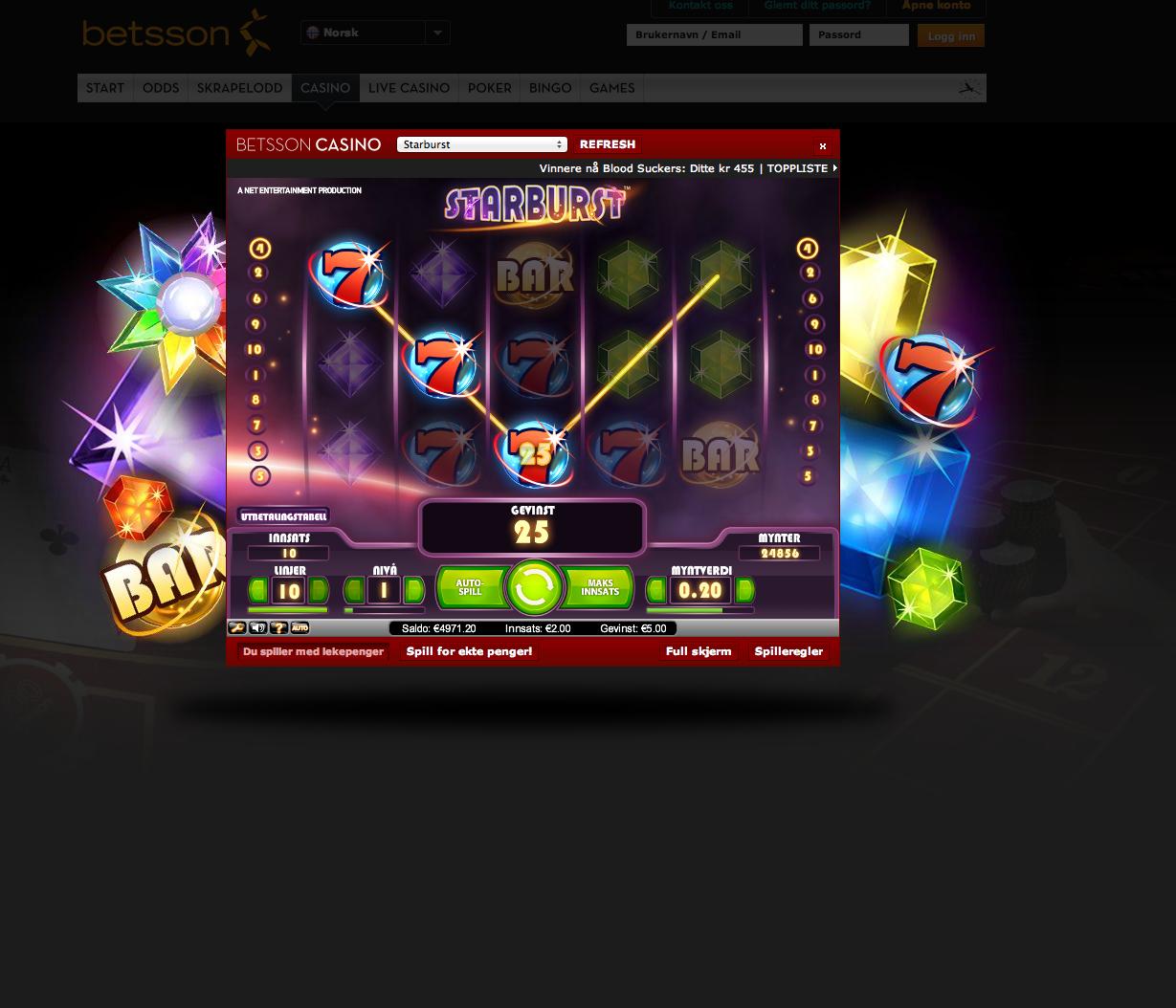 Www.Betsson.Com Casino