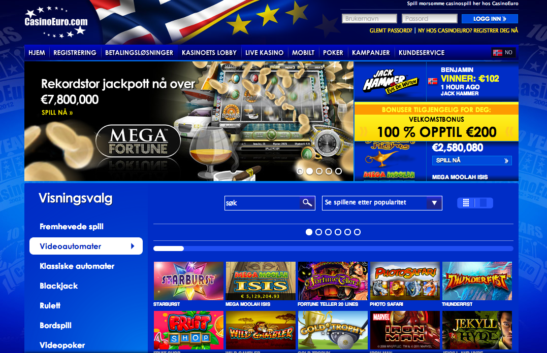 100 casino bonus bovada