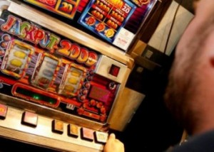 Spilleautomaten Jackpot 2000- Denne finner du blant annet hos Betsafe.