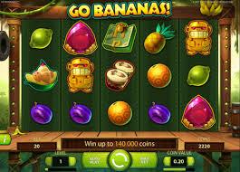 Bananas screen 1