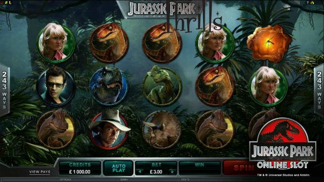JurassicPark main