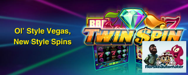 Twin spins Main