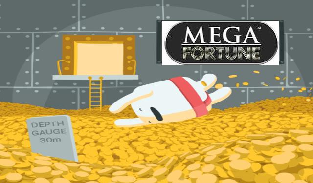 Casumo mega fortune