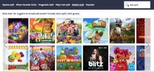 Chanz Casino Spill Spilleautomater NetEnt