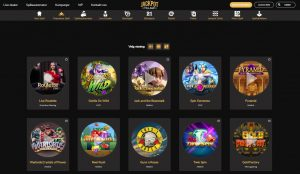 Jackpot Village Casino Spill