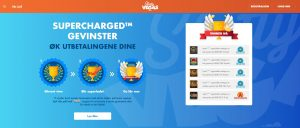 Slotty Vegas Supercharged Gevinster