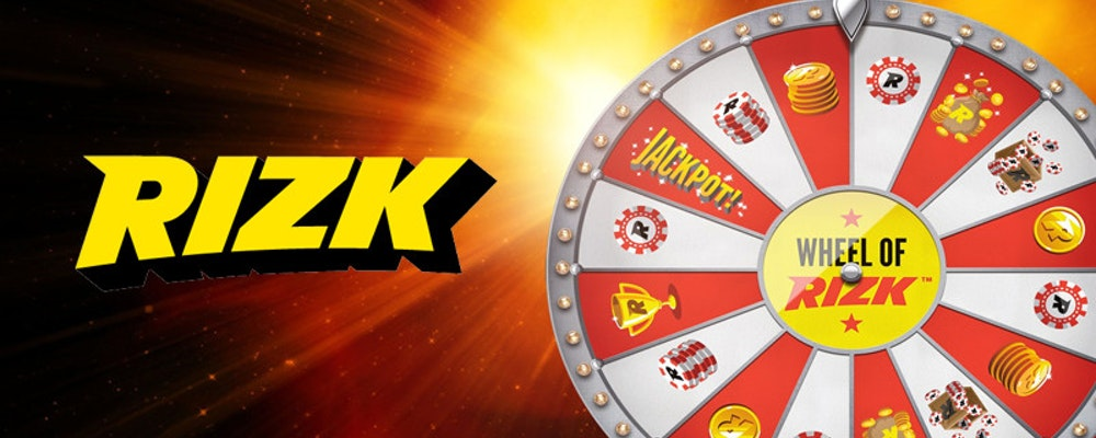 Wheel of Rizk Casino