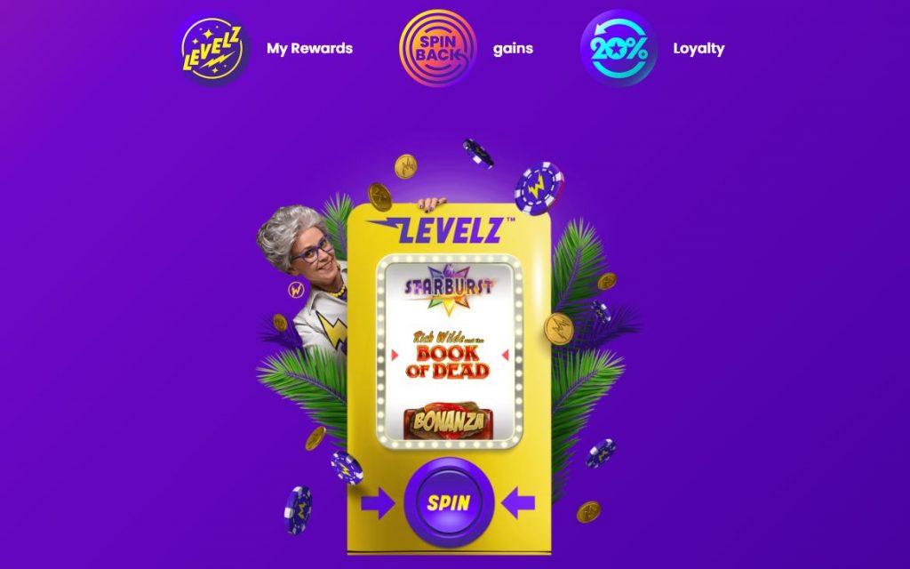 Wildz Casino Levelz